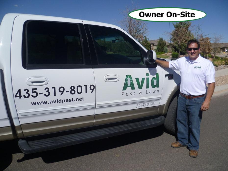 Pest Control St George Utah Avid Pest Amp Lawn Best St